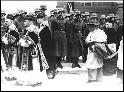 Le Cardinal Catholique Bertram et les Nazis