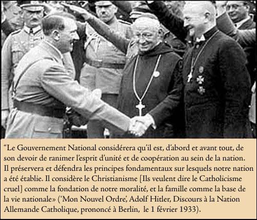 Hitler et les Évêques Catholiques