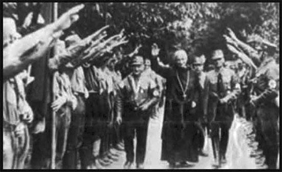 Le Clergé Catholique Nazi