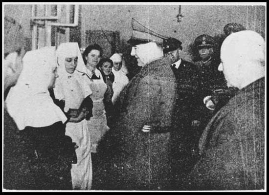 Les Nazis et les Nonnes Catholiques